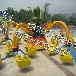 小型游乐设备价格广场游乐设备海洋世界HYSJ玉树三星厂家批发