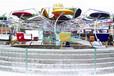 延边三星游乐专业生产趣味性儿童游乐设备双人飞天SRFT