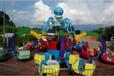 白城三星儿童游乐设备中型游乐设备大章鱼
