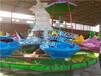 哈尔滨三星厂家主推庙会儿童游乐设备激战鲨鱼岛室内游乐设备