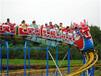 宁波元宵节三星现货供应庙会游乐设备滑行龙大型轨道游乐设备