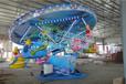 绍兴三星陈经理全国各地人士到我厂参观旋转类儿童游乐设备海洋漫步