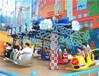 北京展會活動軌道游樂設備飛虎奇兵三星游樂設備廠批發價格銷售中
