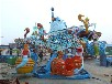 中型游乐设备海洋漫步三星游乐设备厂造型美观