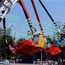 儿童游乐园游乐设备超级秋千CJQQ三星设施价格图片