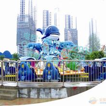 游乐场设备三星儿童游乐设备激战鲨鱼岛JZSYD销量好图片