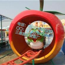 三生三世十里桃花户外游乐设备青虫滑车游乐场项目大众欢迎图片