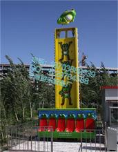 儿童游乐园设备青蛙跳儿童玩的小型跳楼机图片