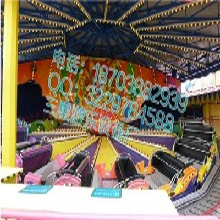 游乐园设备供应三星新型游乐设备雷霆节拍2017新设计图片