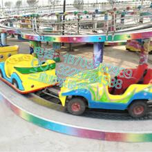轨道类儿童游乐设备迷你穿梭三星新款游乐设备图片
