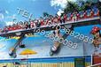 荆州儿童游乐设备最新厂家咨询摇滚排排坐改进情况