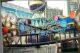 遵义公园新款游乐设备翻滚音乐船FGYYC20新品供应