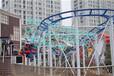 遵义新型轨道游乐设备冲浪旋艇儿童游艺设施户外游乐项目