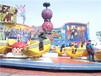 公园新型游乐设备霹雳转盘庙会专用大型游乐设备