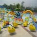 丹東大型游樂設備廠批發兒童游樂設備旋轉大章魚