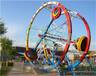 360度旋转中型游乐设备摩天环车新奇刺激