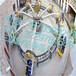 公园大型游乐设备翻滚音乐船三星制造
