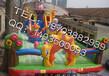 专业订制大型充气城堡儿童游乐园设备淘气堡