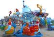小型游乐设备海洋漫步公园项目/三星美人鱼海马