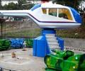 游乐场设备厂家2017爆款游乐设备坦克大战飞机惊险好玩