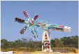 新型公园游乐设备极速风车厂家直销JSFC图片/价格