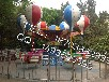 三星游乐新品上架桑巴气球2017爆款公园游乐设备