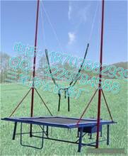儿童小型游乐设备蹦极BJ/游乐园公园不可缺少项目图片