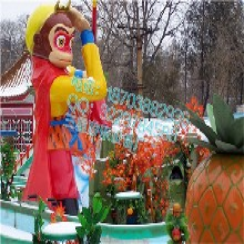 哈尔滨游乐园花果山漂流设计方案户外游乐设施花果山漂流