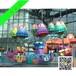 大型游乐设备定做儿童新型游乐设备逍遥水母价格