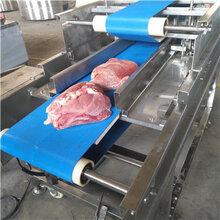 五花肉片片机猪肉切片机牛肉切片机图片