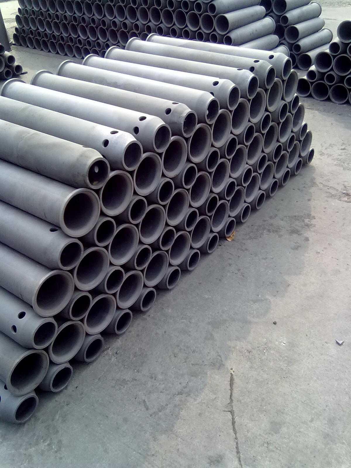 辽宁碳化硅辐射管碳化硅烧嘴套生产厂家,碳化硅喷火嘴