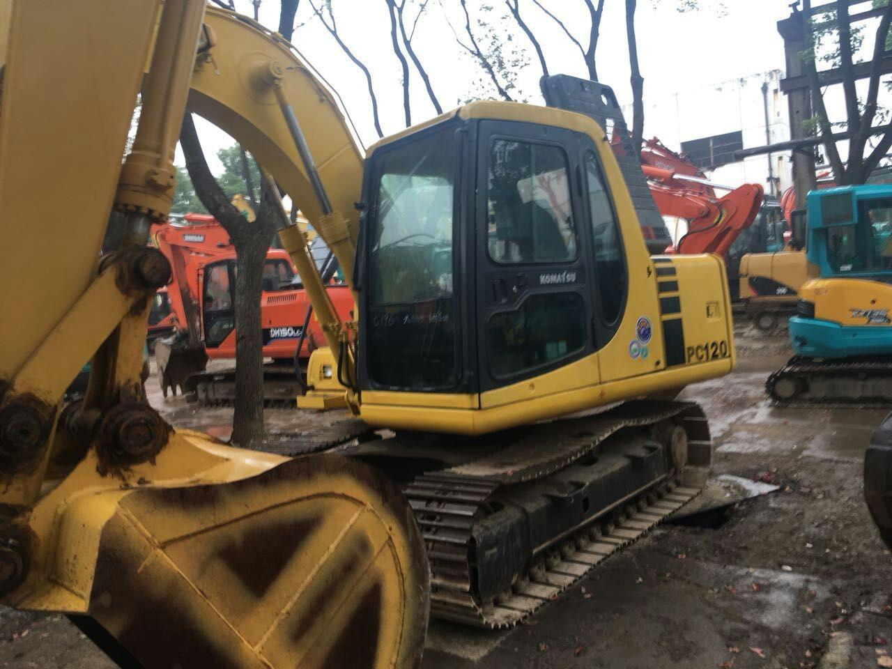上海供应二手原装小松挖掘机械220