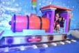 安顺梦幻冰雕展制作,暖场道具蜂巢迷宫雨屋出租出售