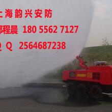 消防灭火机器人遥控灭火机器人安全消防机器人图片