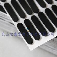 昆山硅胶制品垫厂家背胶硅胶垫片图片