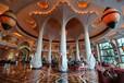 酒店石雕设计度假酒店陈设设计
