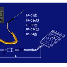 厂家直销手持式热电阻按需制作便捷式热电偶图片