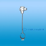 热电偶PT100热电阻贴片抱箍型热电偶/热电阻可定制-上海辰心仪表有限公司