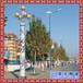 定做陶瓷灯柱别墅小区装饰路灯定做宣传文化陶瓷灯柱