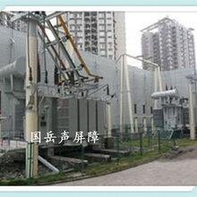 湛江有没有金属公路声屏障隔音墙隔音板图片