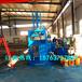 萌芽80吨立式液压打包机全新液压打包机厂家