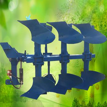 江蘇鹽城拖拉機帶翻轉犁大型液壓翻轉犁價格