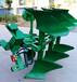 阜新拖拉機牽引液壓翻轉犁農用牽引大型耕田機