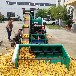 广安广安区大型玉米脱粒机多缸四轮脱苞米机