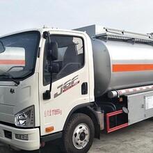 楚胜牌CSC5129GJYCA5型加油车解放10.1方油罐车产品介绍