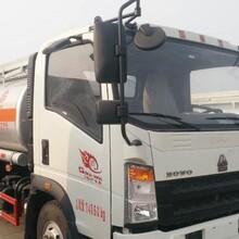 楚胜牌CSC5147GJYZ型重汽豪沃10.5方加油车