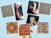 四川凉山软瓷厂家直销传统精美软瓷/劈开砖