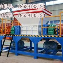 郑州金属破碎机厂家性能三碎合一金属破碎机入料粒度大产量高