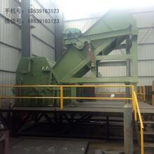江苏大型废钢破碎机生产线出料度废钢破碎机废旧薄铁皮粉碎金元机械