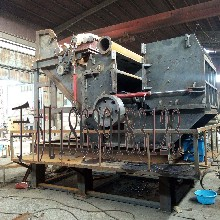 金属破碎机设备产量金属破碎机质量金元机械